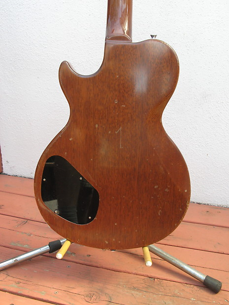 Vega Solidbody Similar To Gibson Les Paul Special/The Paul