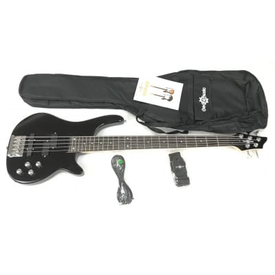 Gear4music Chicago bass 5 for sale