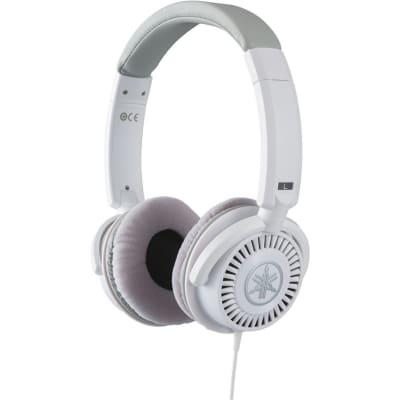 Yamaha HPH-150WH Open-Air Headphones 2010s White