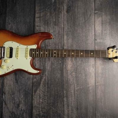Fender Fender American Professional HSS Shawbucker Stratocaster Sienna Sunburst w/Rosewood for sale