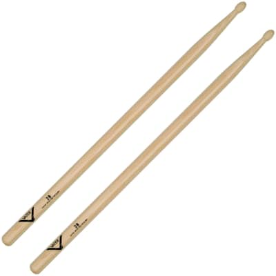 Vater VH2BW Wood Tip 2B Drum Sticks