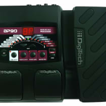 DigiTech BP90 Bass Multi-Effect image