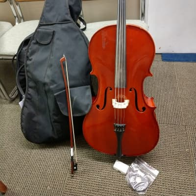 Cremona 1/2 Cello Outfit for sale