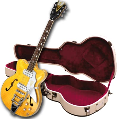 """Kay """"Limited Production"""" K775VB Reissue Jazz II Electric Guitar- FREE $60 Shipping & $250 Case!"""