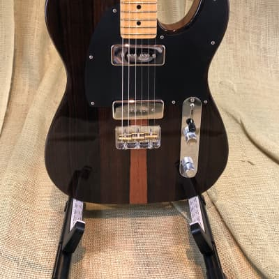 Fender Exotic Series Malaysian Blackwood Telecaster 90 Limited Edition Natural 2017 for sale