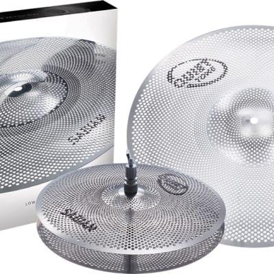 Sabian Quiet Tone Practice Cymbals Set QTPC501