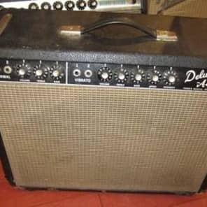 Vintage Original 1965 Fender Deluxe Amp