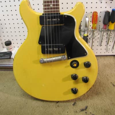Gibson Les Paul TV Special 1959 TV Yellow