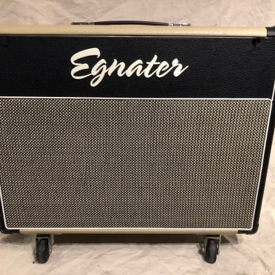 USED Egnater Renegade 212 Combo w/ Cover, Casters, & Footswitch for sale