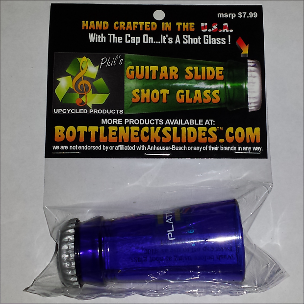 bottleneck guitar slides bud platinum slide reverb. Black Bedroom Furniture Sets. Home Design Ideas
