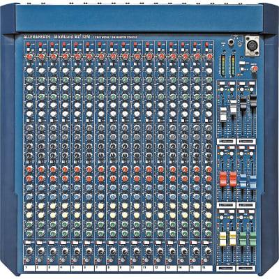 Allen & Heath MixWizard WZ3 12M 16-Input Monitor Mixer