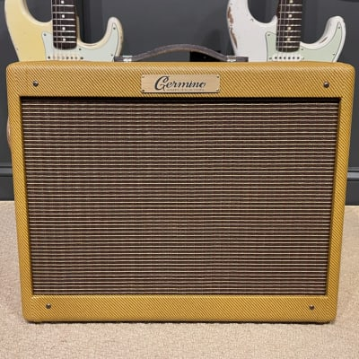 Germino 5E3 Tweed Deluxe for sale