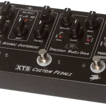 XAct Tone Solutions Preamp Combo Pedal 2010s Black image