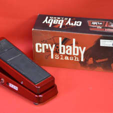 Dunlop Cry Baby Slash Wah