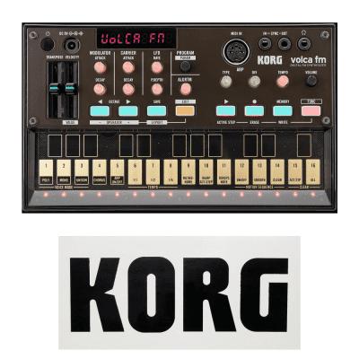 Korg Volca FM - Digital FM Synthesizer  [Three Wave Music]
