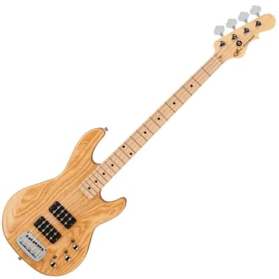 G&L Tribute Series L-2000 4 String Bass Guitar -Natural- for sale