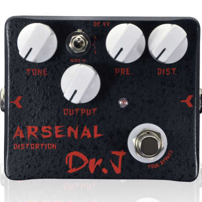 Dr.J D51 ARSENAL DISTORTION Make an offer  FREE SHIPPING