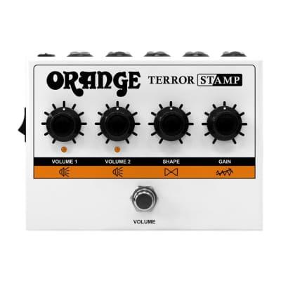 Orange Terror Stamp 20-Watt Hybrid Guitar Amp Pedal