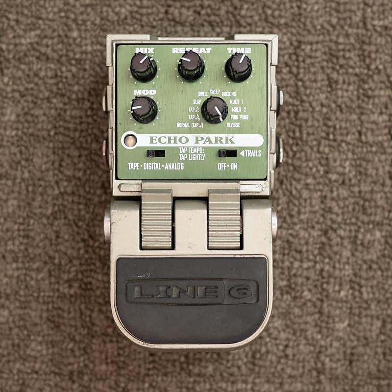 line 6 tonecore echo park delay pedal carls gear reverb. Black Bedroom Furniture Sets. Home Design Ideas