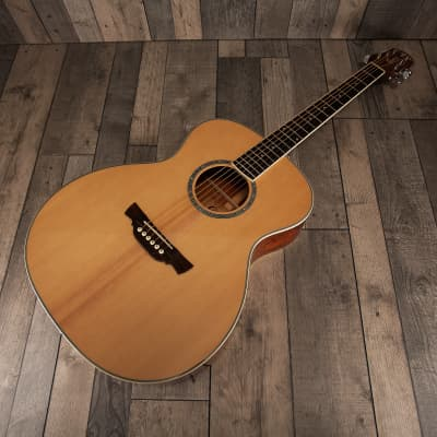 Crafter GA-8 N Natural Acoustic Guitar for sale