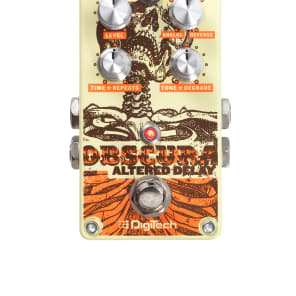 DigiTech Obscura Altered Delay Effect Pedal NEW! for sale