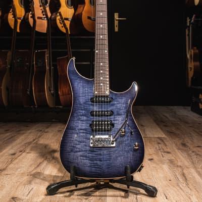 Vigier Excalibur Ultra Blues HSS Deep Deep Blue for sale