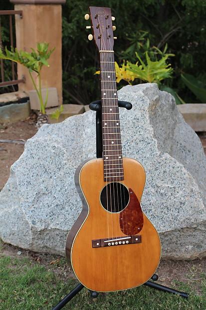 3770c6c823 Stunning RARE Vintage 1940s Rex Playboy 3/4 Terz Kay Acoustic   Reverb