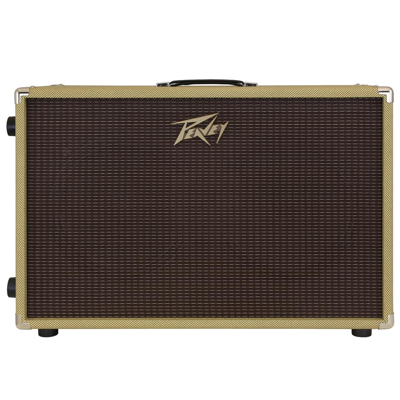 peavey 212 c guitar speaker cabinet 120 watts 2x12 reverb. Black Bedroom Furniture Sets. Home Design Ideas