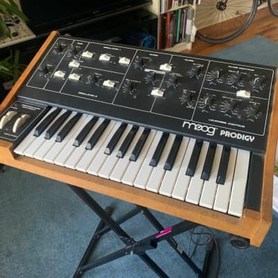 Moog Prodigy vintage analog synth w/case