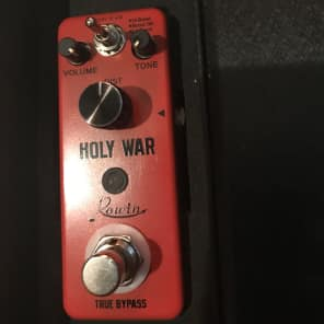 Rowin LEF-305 Holy War Heavy Metal Distortion
