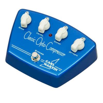 Pedal Carl Martin Classic Opto Compressor