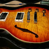 Hamer USA Artist Custom NOS 2008 '59 Burst for sale