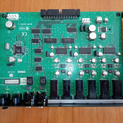 Yamaha XS538 AIEB-1 Output Exp Board for sampler series A3000/A4000/A5000 / Su700 & Synth Motif/Ex5