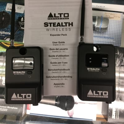 Alto Professional Stealth Wireless 2 Receiver Expansion Pack