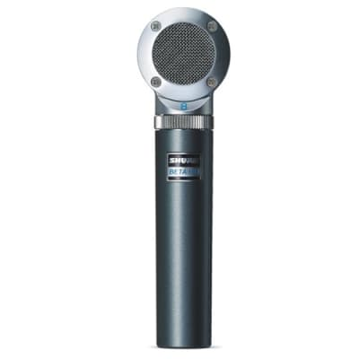Shure Beta 181/BI Ultra-Compact Condenser Instrument Microphone