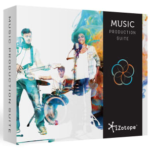 iZotope Music Production Suite Upgrade From MPB 2