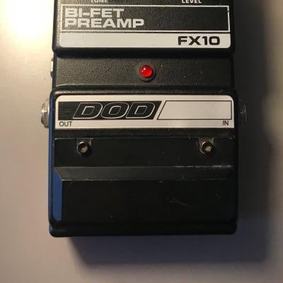 DOD Bi-Fet Preamp FX10 for sale