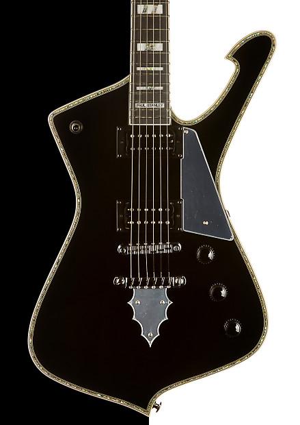 ibanez paul stanley signature electric guitar ps120bk reverb. Black Bedroom Furniture Sets. Home Design Ideas