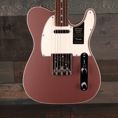 Fender American Original '60s Telecaster  Burgundy Mist Metallic