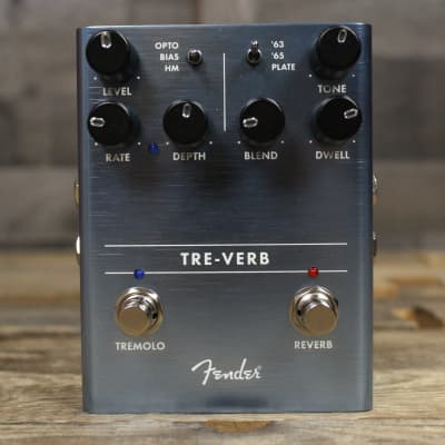 Fender Tre-Verb Digital Tremolo/Reverb for sale