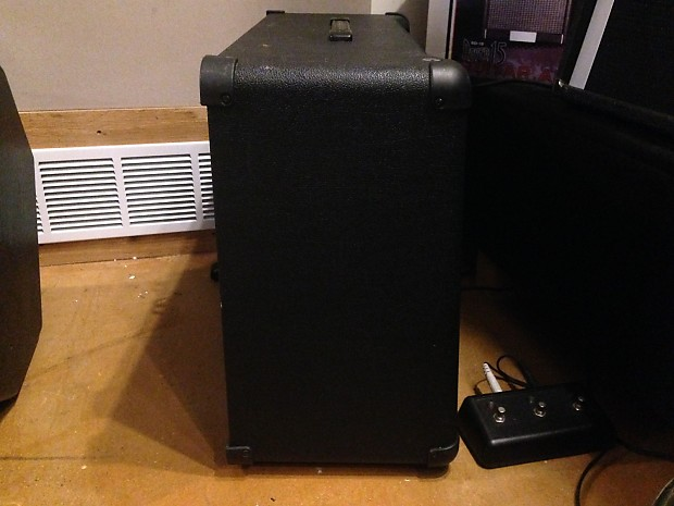 crate gx 212 gx212 electric guitar amp amplifier w reverb. Black Bedroom Furniture Sets. Home Design Ideas