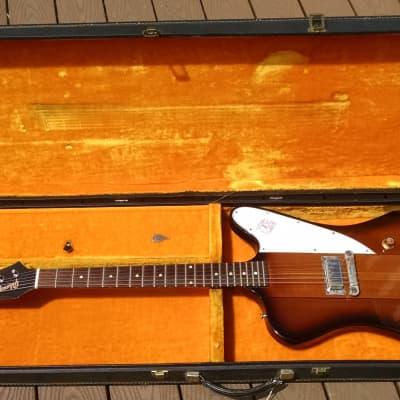 Gibson Firebird I the CLEANEST 1964 Sunburst for sale