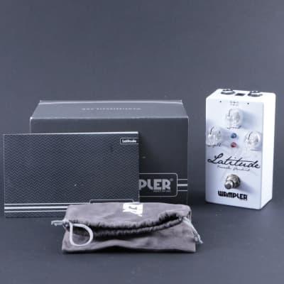 Wampler Latitude Tremolo Standard Guitar Effects Pedal w/ Box P-07988