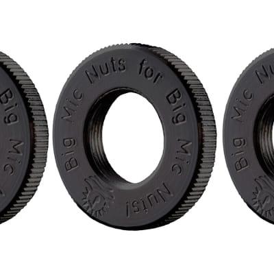Latch Lake Jam Nut Triple Pack (Black)