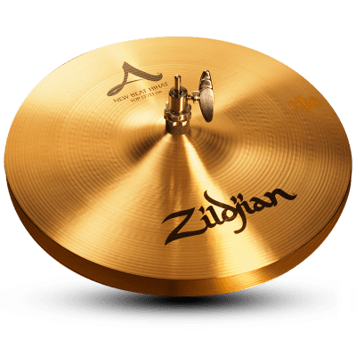 "Zildjian 13"" A Series New Beat Hi-Hat Cymbal (Top)"