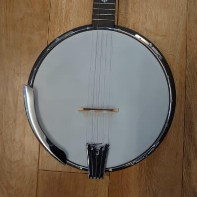 Gold Tone 5-string Cripple Creek resonator banjo