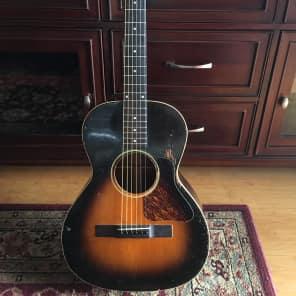 Gibson HG-00 Sunburst 1939