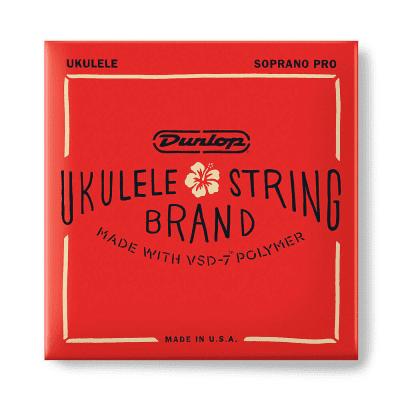 Dunlop DUQ301 Ukulele Pro-4 Soprano Strings