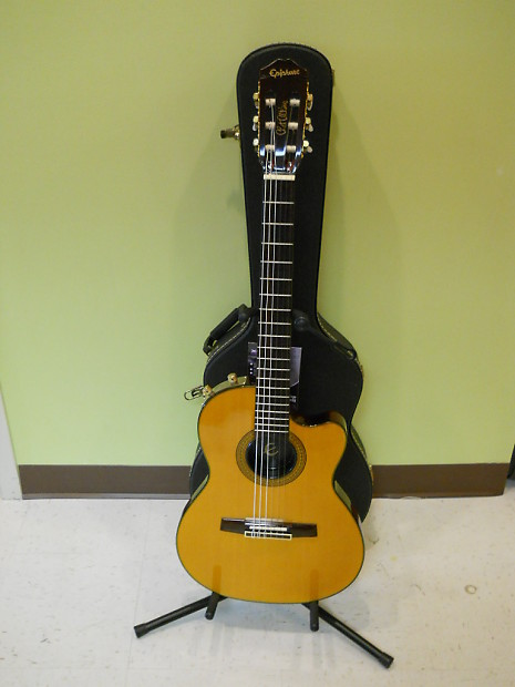 Epiphone Chet Atkins Cec Nylon String Acoustic Classical