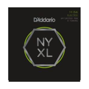 D'Addario NYXL Electric Guitar Strings Medium/Extra Heavy 11-56